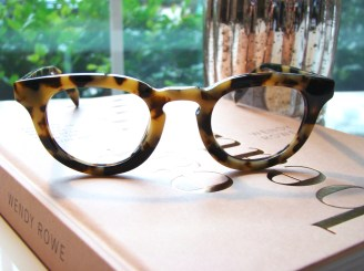 Warby Parker Roland in Marzipan Tortoise