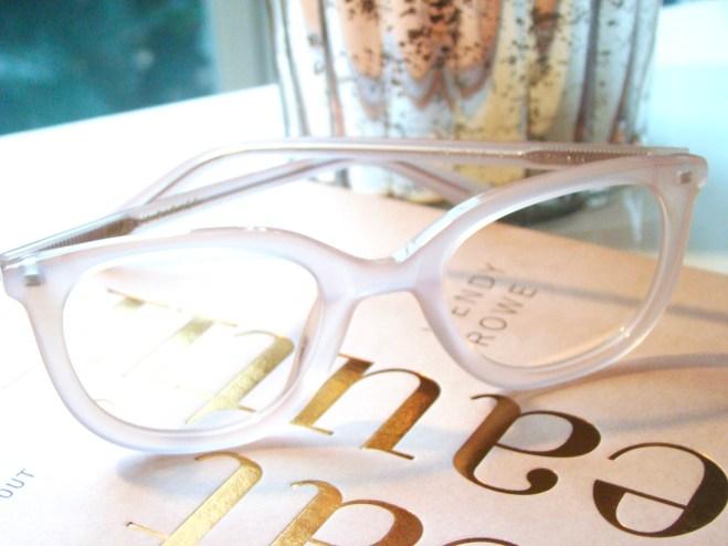 Warby Parker Laurel 17 in Rose Quartz