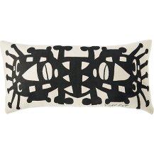 CB2 mirror-image- Throw Pillow