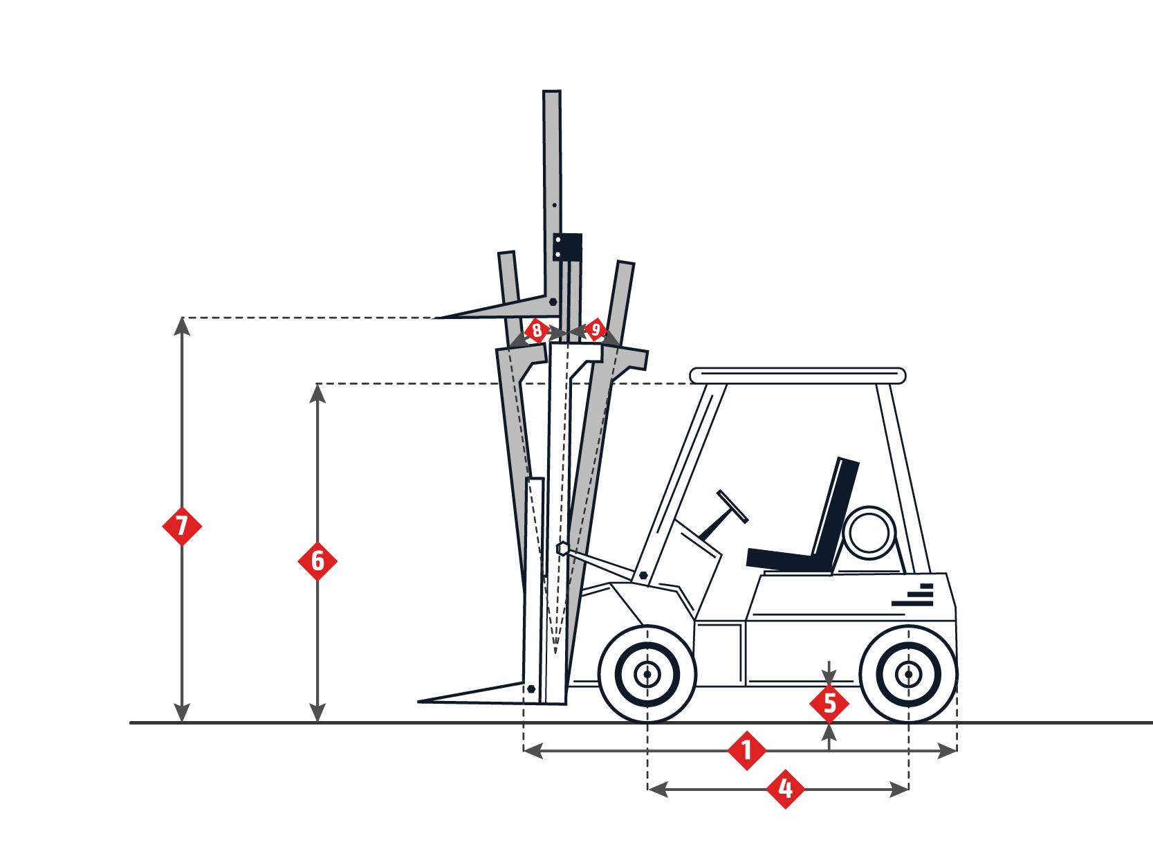 Fiche Technique Linde H 160 600 Chariot Elevateur