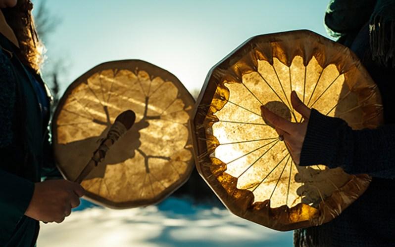sacred drums