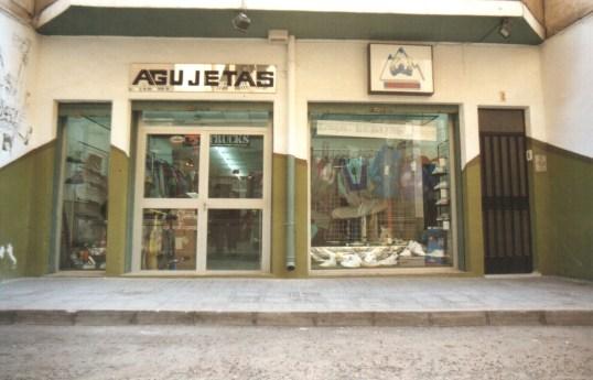 tienda agujetas villena 1988