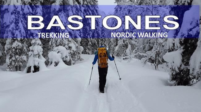 BASTONES NORDIC WALKING