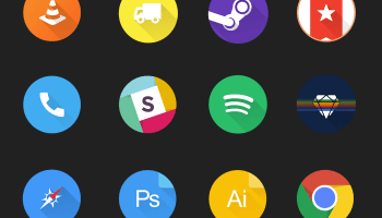 material design powerpoint keynote icons