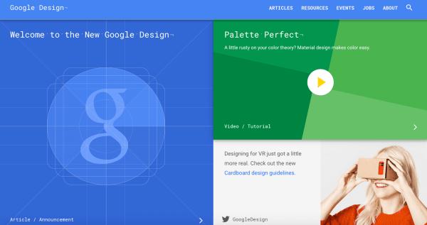 Google Design Material