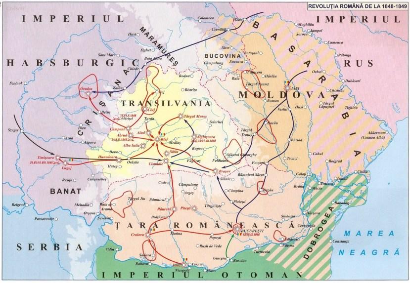 015. REVOLUTIA ROMANA DE LA 1848 - 1849