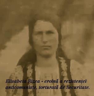 RezistantaRomanaAntiCommunista-Elisabetea-Rizea