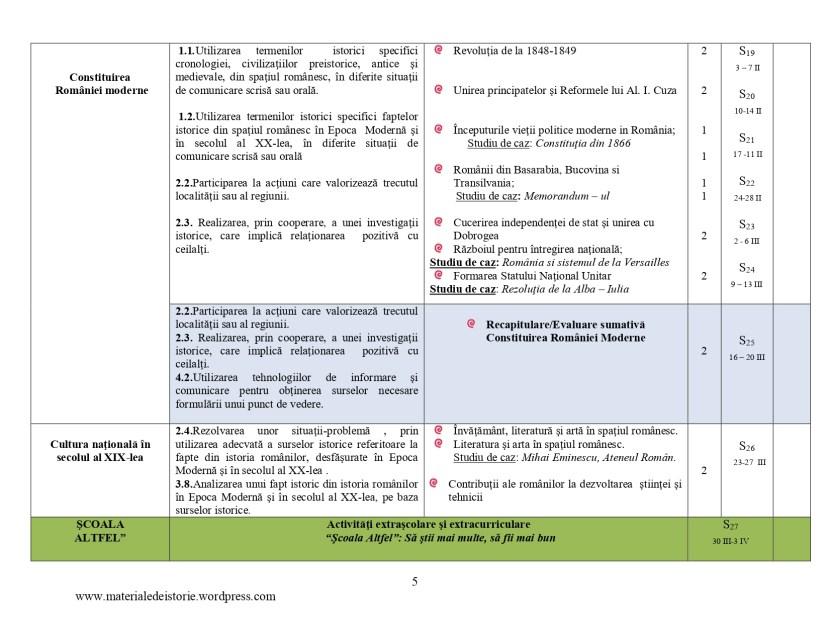Planificare calendaristică clasa a VIII - a_page-0005