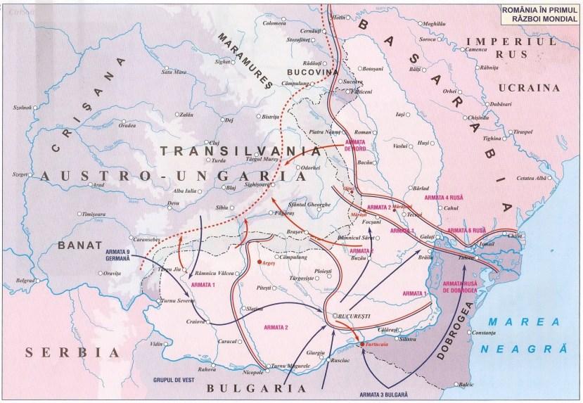 021. ROMANIA IN PRIMUL RAZBOI MONDIAL
