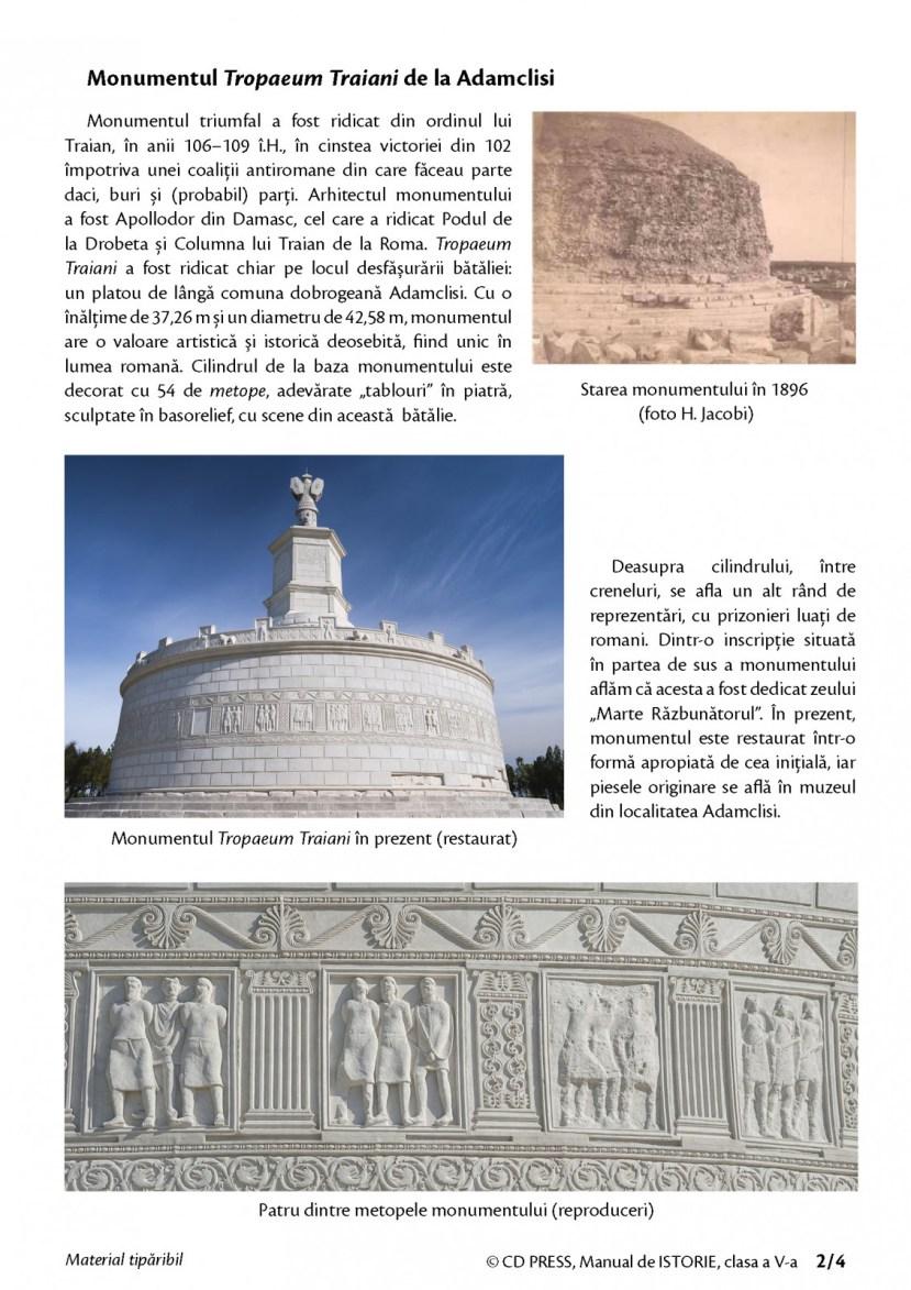 Monumentul de la Adamclisi