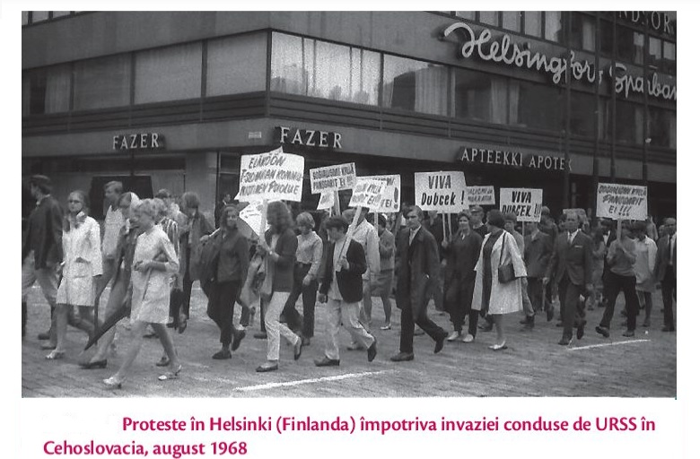 proteste finlanda