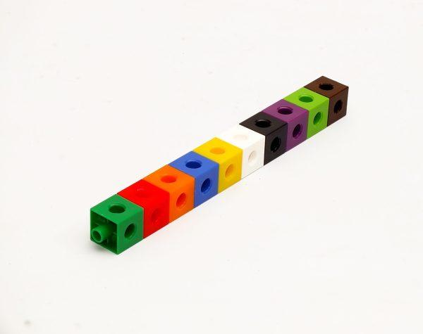 Cuburi pentru socotit 5