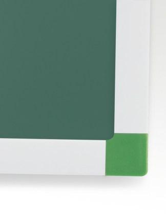 Tabla verde suprafata otel ceramic Clasic