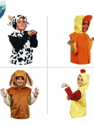 Set costume -  Ferma
