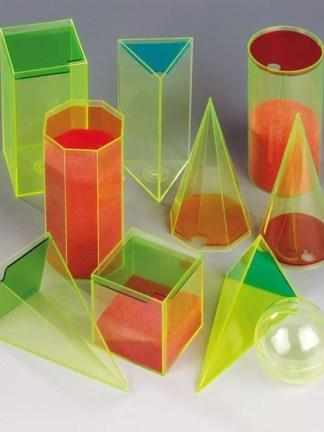 Modele corpuri geometrice