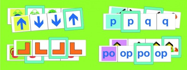 Joc logic - Semne, Lectura timpuire 6