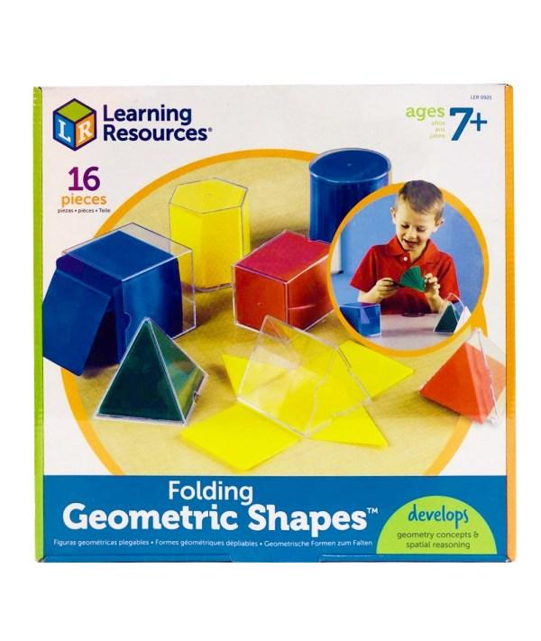 Set corpuri geometrice / forme desfasurate 9