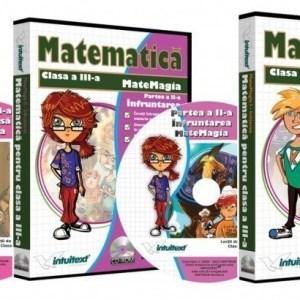 Pachet Matematica clasa a III-a 19