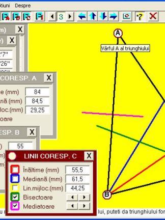 Geometrie Plana - TRIUNGHIUL