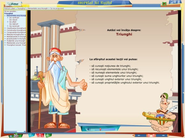 Matematica clasa a VI-a Vol.II - Secretul lui Euclid 4