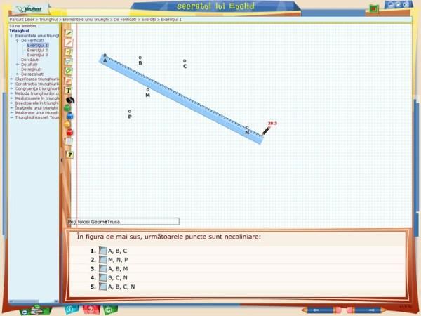 Matematica clasa a VI-a Vol.II - Secretul lui Euclid 7