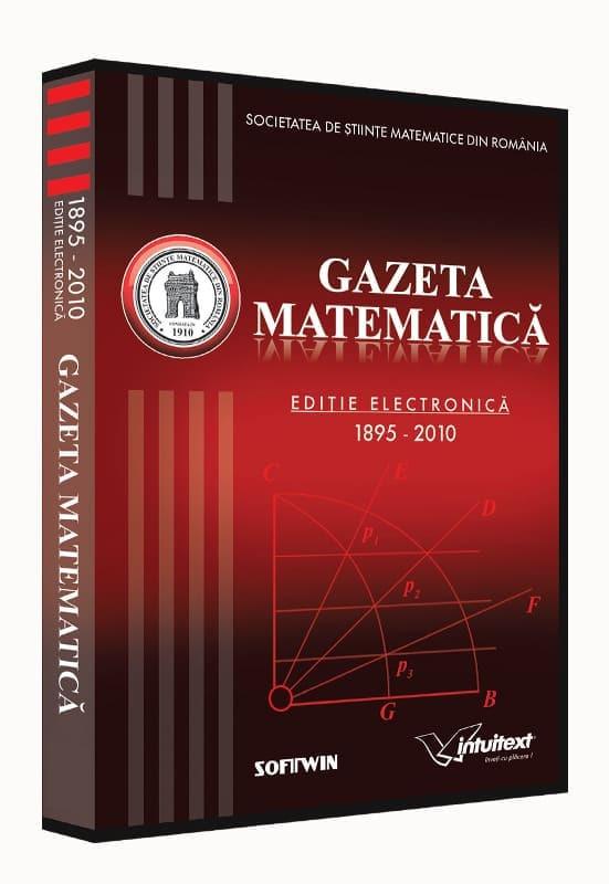 Gazeta Matematica - Editie Electronica 3