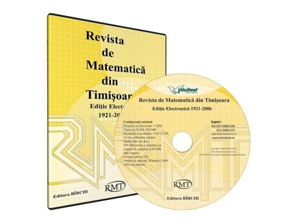 Revista Matematica Timisoara 3