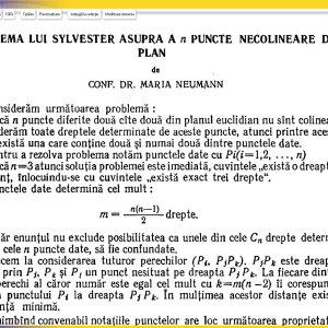 Revista Matematica Timisoara 8