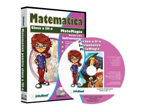 Pachet Matematica clasa a III-a 9