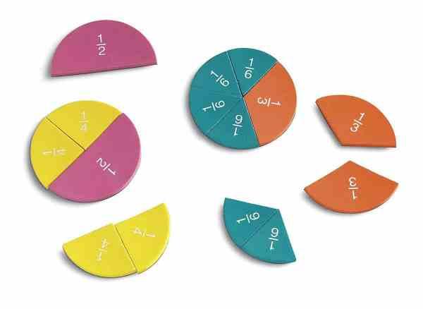Trusa fractii - magnetic 3