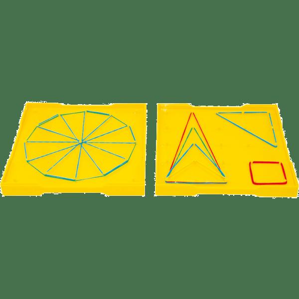 Tabla universala pentru figuri geometrice plane 10