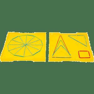Tabla universala pentru figuri geometrice plane 17