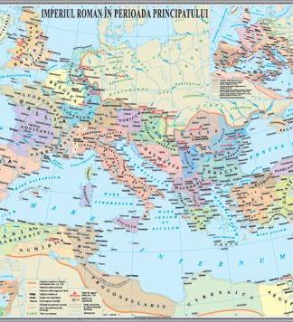 Imperiul Roman în perioada principatului