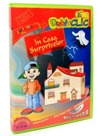 DubluClic – In casa surprizelor