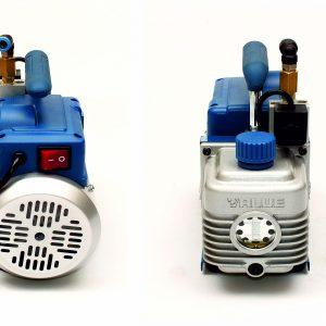 Pompa de vid electrica cu manometru 9