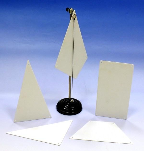 Set pentru determinarea centrului de greutate 3