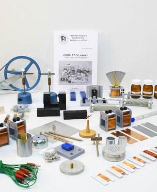 Trusa demonstrativa pentru studiul efectelor curentului electric