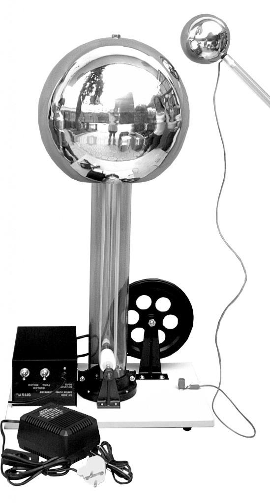 Generator Van de Graaff 3