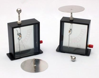 Electroscop demonstrativ