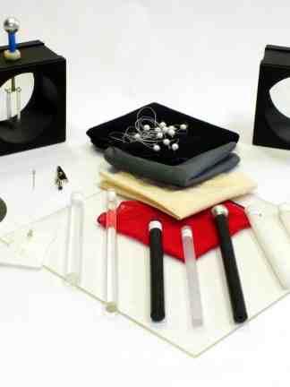 Trusa de electrostatica pentru elevi