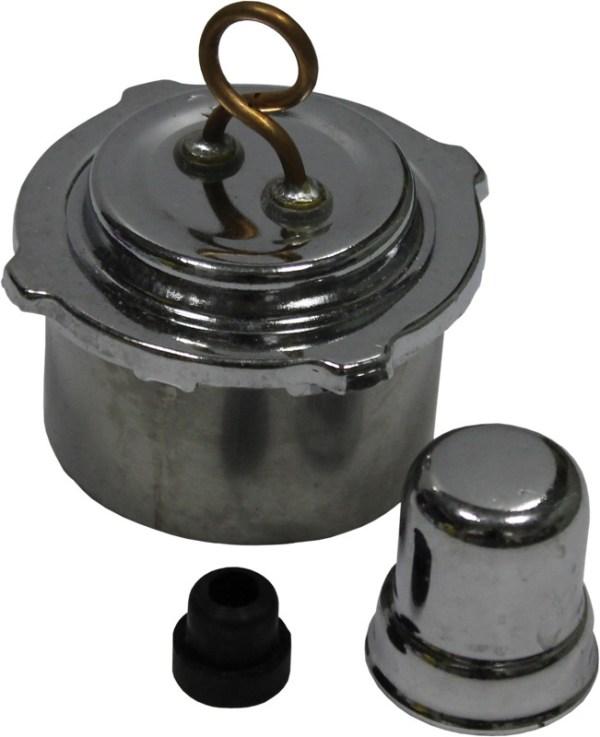Spirtiera, metal, 100ml 4