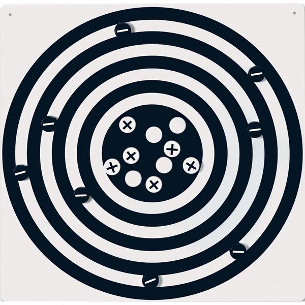 Structura atomului demonstrativ 7