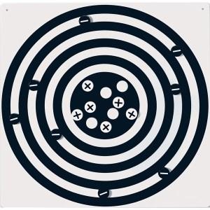 Structura atomului demonstrativ 13