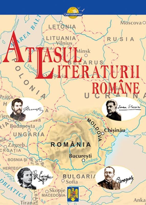 Atlasul literaturii romane 3