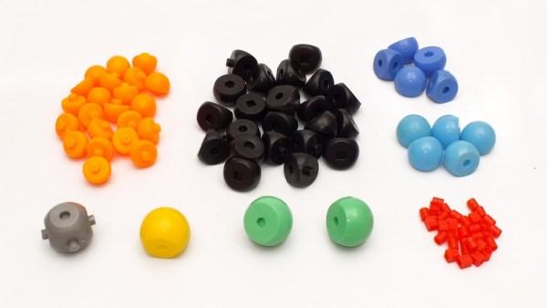 Modele compacte de substante anorganice si organice 5