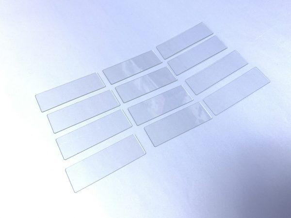 Set 12 lame pentru microscop 3