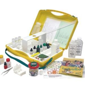 Laborator mobil de analiza a calitatii mediului EcoLab 21