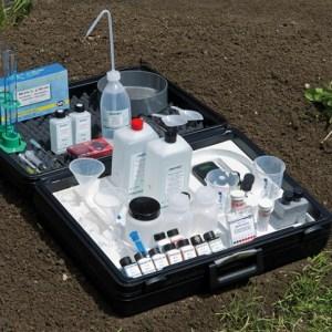 Laborator pentru studierea solului VISOCOLOR 7