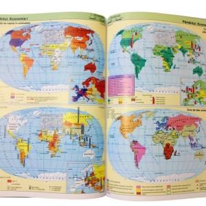 Atlas geografic scolar clasele 9-12 11