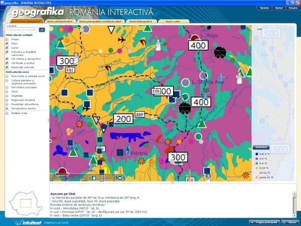 GEOGRAFIKA - Romania interactiva 5